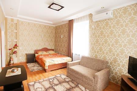 Studio apartment near Korpusny park