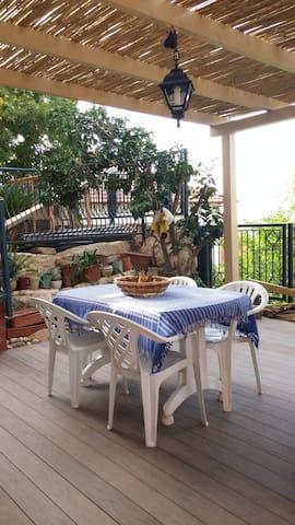 Galilee zimmer  צימר בגליל - Kfar Vradim - Apartment
