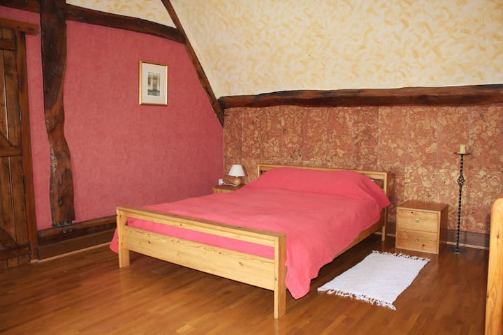 Natural beauty and peaceful stay - Chalonnes-Sous-le-Lude - Bed & Breakfast