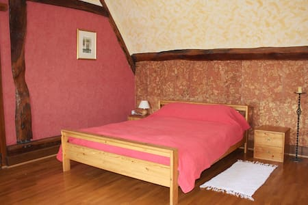 Natural beauty and peaceful stay - Chalonnes-Sous-le-Lude - Inap sarapan