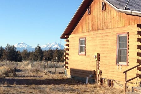 Log home near Smith Rock - Terrebonne - Ev