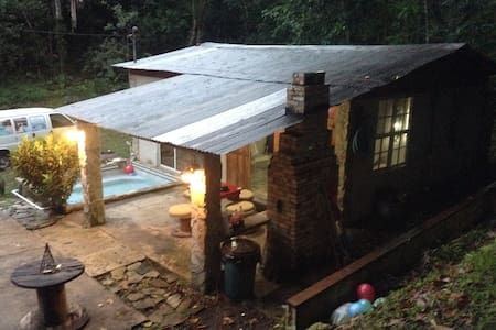 The Log Cabin - Utuado - Cabanya