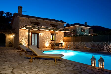 Dioni Villa - Holiday Retreat in Sivota, Lefkada - Sivota - Vila