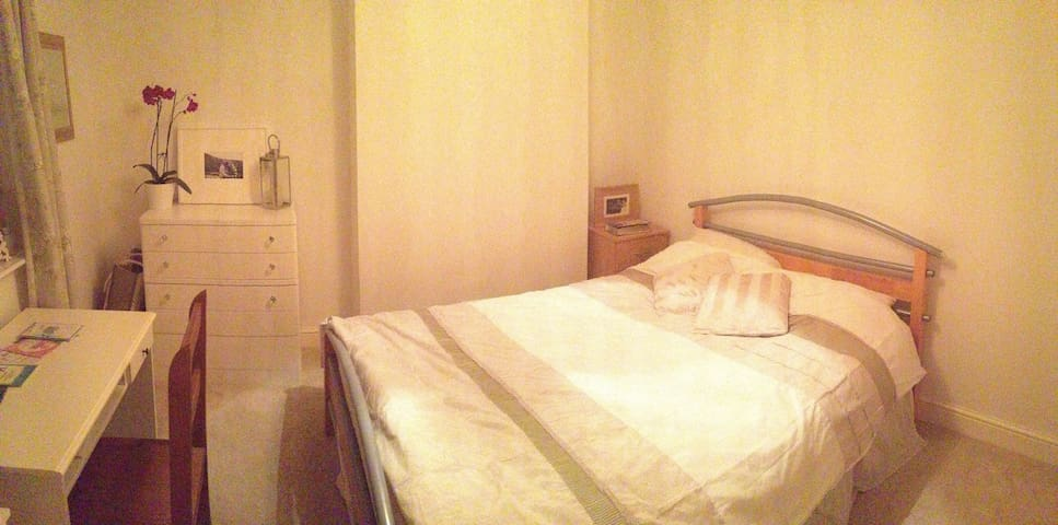 Spacious double room in Cardiff - Cardiff - Bed & Breakfast