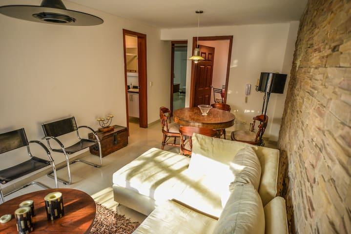 Exclusivo apartaestudio con Terraza - มานิซาเลส