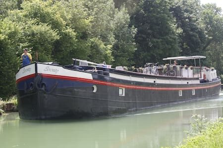 Serenity Barge - Double cabin - Reims - Bed & Breakfast