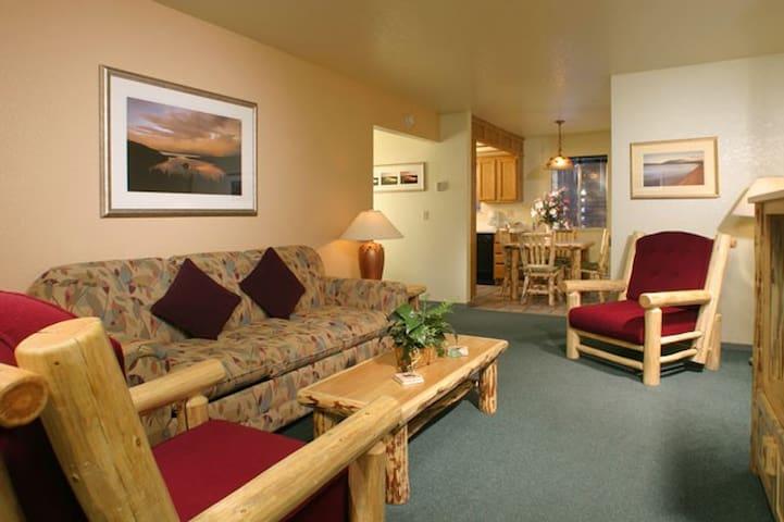 The Lodge at Lake Tahoe (#1101) - South Lake Tahoe - Villa