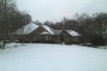 4400 Sq Ft of Luxury in the Triad - Clemmons