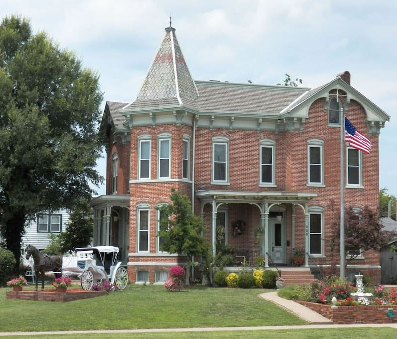 Southern Illinois Bed And Breakfast Reviews