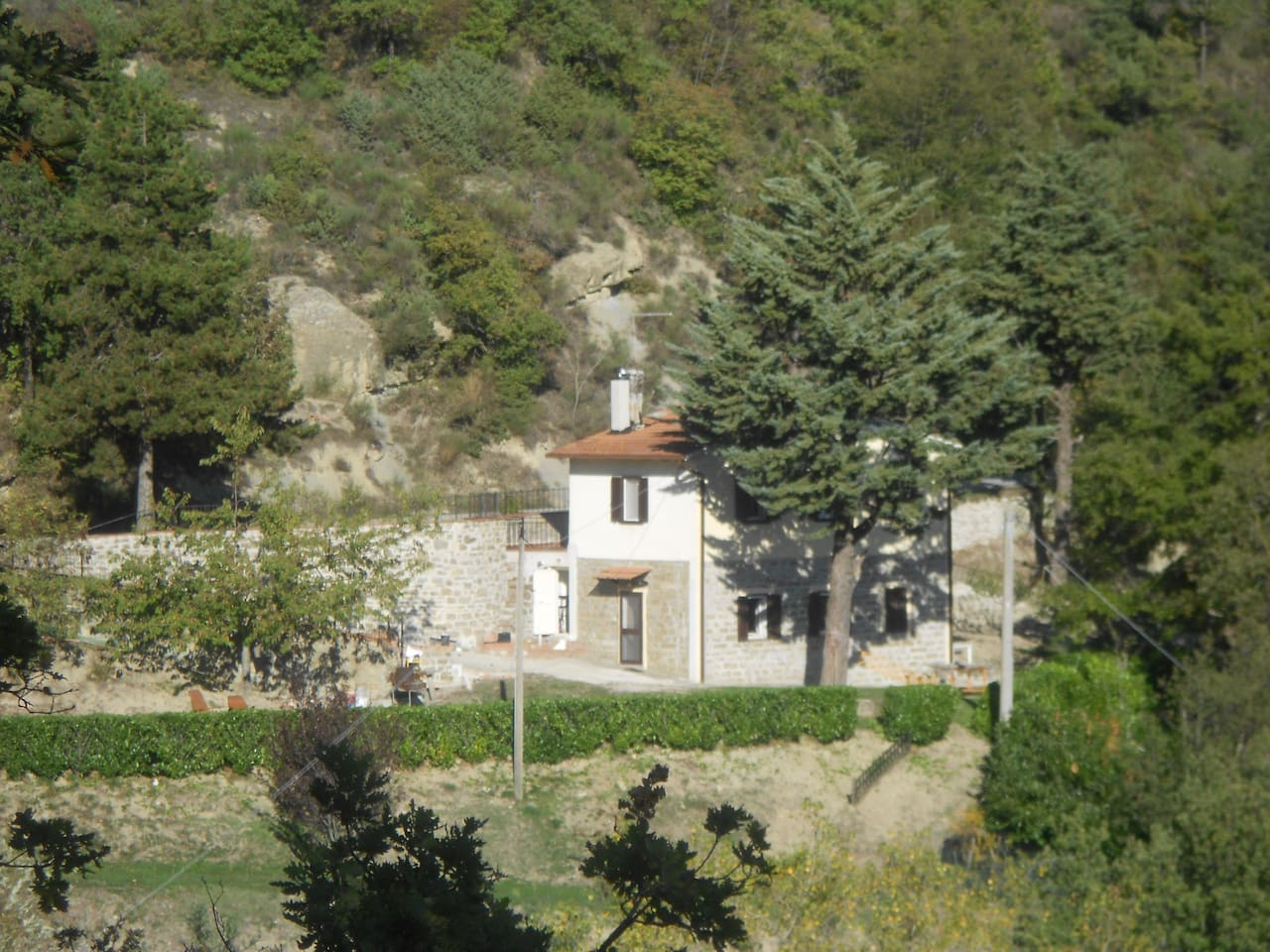 CASA BENGA IN THE GUBBIO'S VALLEYS