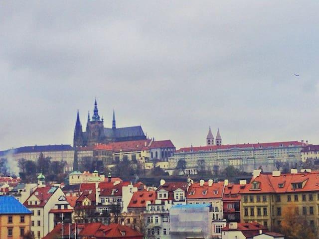 New apartment 15min form DwT Prague