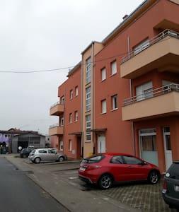 Apartman, new building - Wohnung