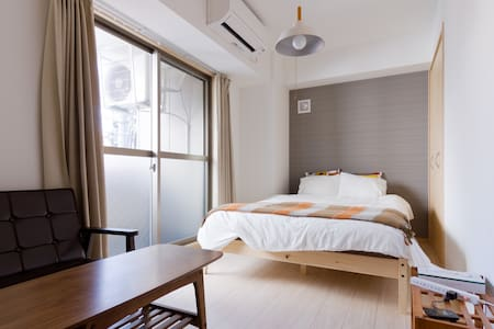 [No.2] NAMBA pretty room - Appartement