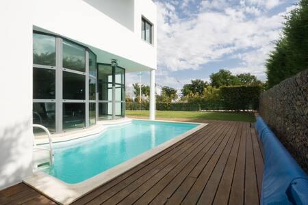 Yellow Villa 4**** Golf Resort - Quinta do Anjo - Dům