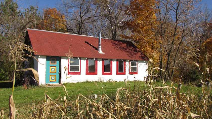 The Cottage at Kindred Farm Retreat - Saint Croix Falls - Andet