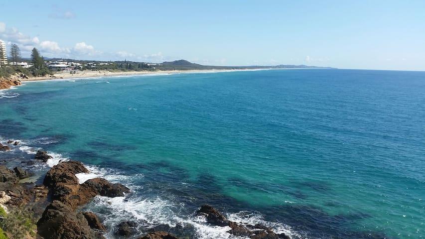Coastal Karma @ Coolum  # Bungalow