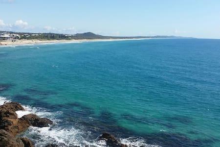 Coastal Karma  @  Coolum Beach