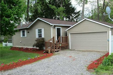 Conesus Lake Vacation Spot - Joy Rd - Conesus - Hus