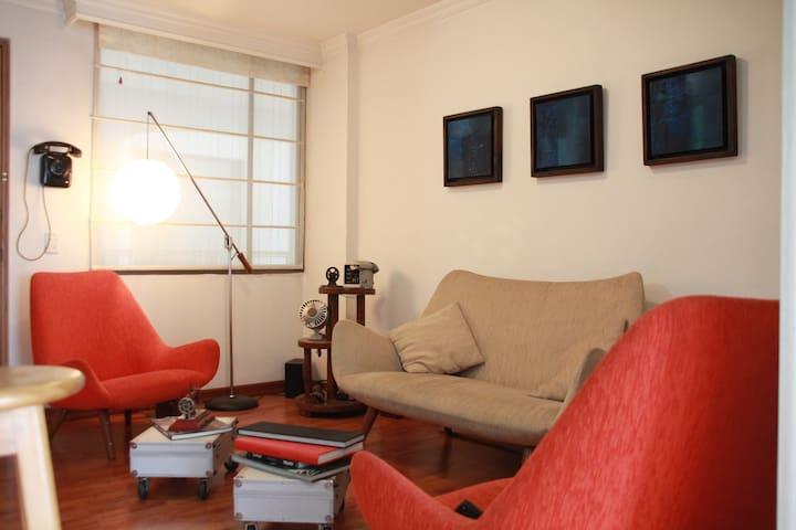 Acogedor apartamento en Bogotá - Bogotá - Appartamento