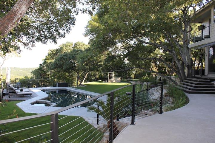 Austin Hilltop Retreat - Austin - Dom