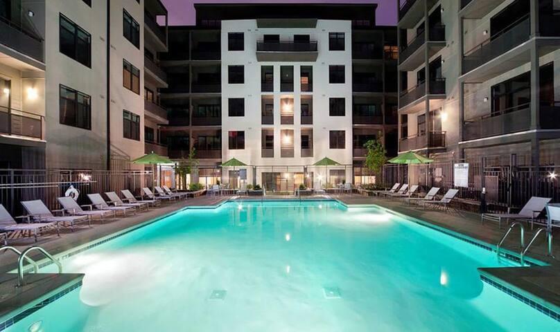 Luxury 1BR/1BA Apt in Atlanta, GA - Atlanta - Apartamento