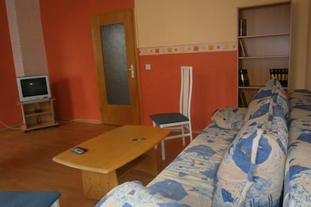 Ferienwohnung in zentraler Lage - Nordhausen - Apartamento