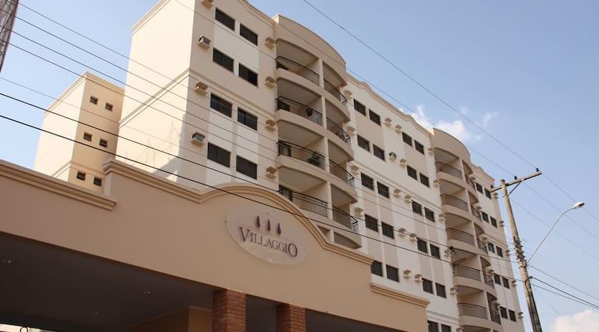 Apartamento em Olimpia