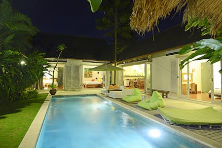 Relaxing Villa w Garden&Pool 1BRoom