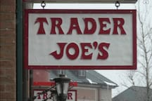A short .2 mile walk to Trade Joe's for all of your grocery needs.