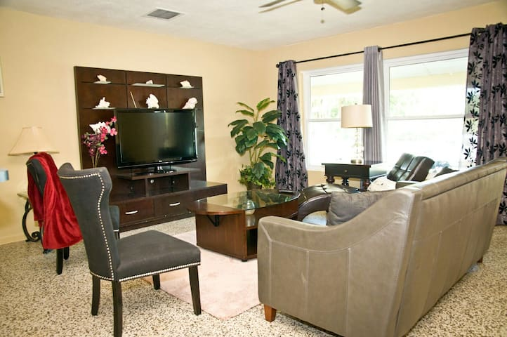 Peacefull, beautiful very comfortable! - Altamonte Springs - House