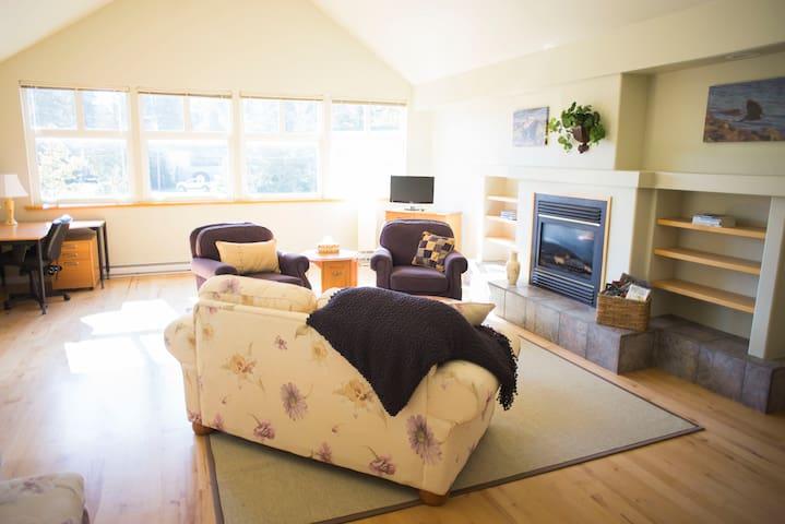 Top O' Tin Town - Courtenay - Apartmen