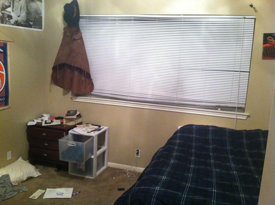 Bedroom number #1