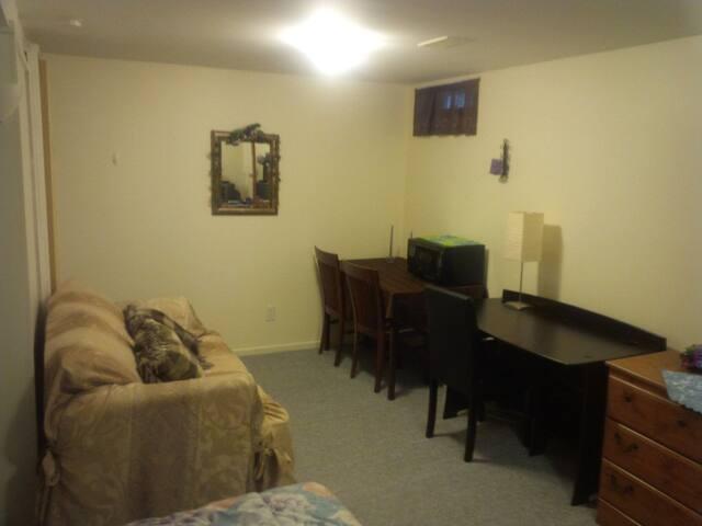 Motel Styled : Basement Apartment - Ottawa - Leilighet