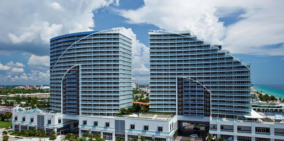 W HOTEL ONE BEDROOM SUITE - Fort Lauderdale - Kondominium