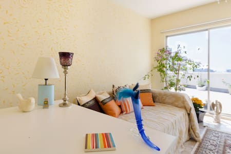 CHARMING PENTHOUSE-Double Bedroom 1