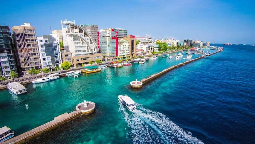 Male' City Stay - Male, - Casa