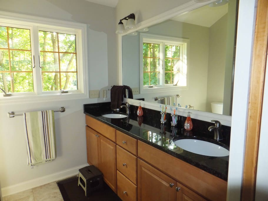 Full attached Bathroom