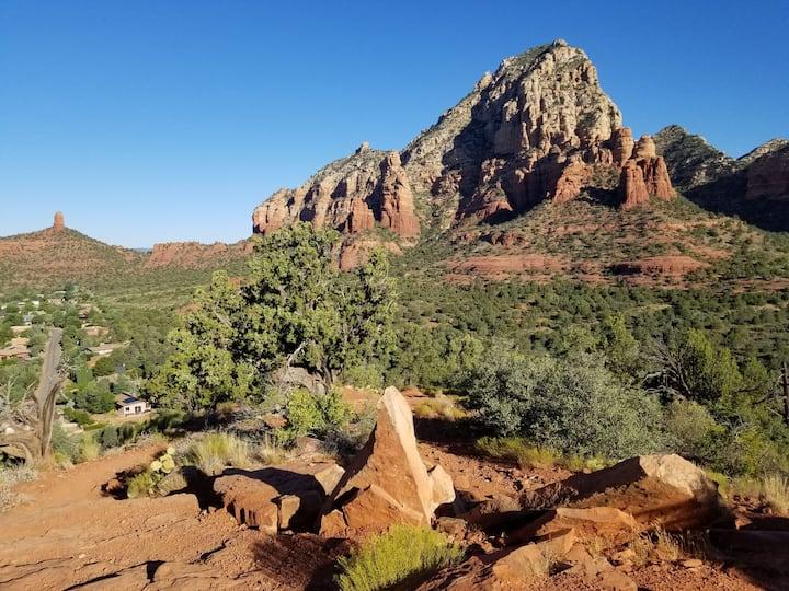 Thunder Mountain - West Sedona Retreat