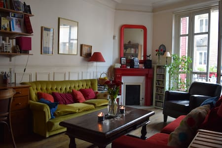 Nice Flat with balcony near Paris
