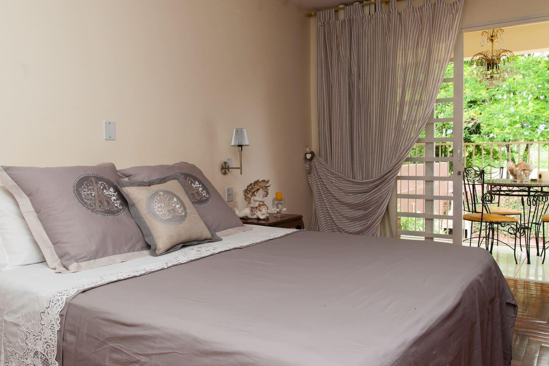 Comfortable Suite in Foz do Iguaçu