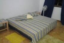 chambre double ou 2 lits simples