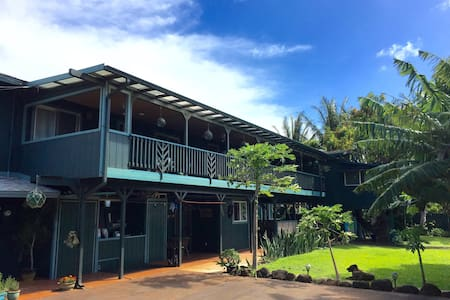 5 bed 3 bath house @ Mangolani Inn - Paia - Casa
