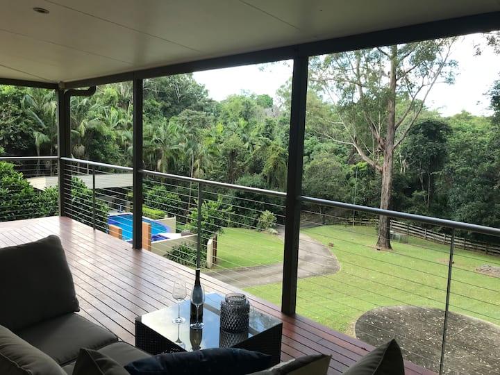 Rainforest Cottage