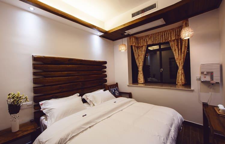 Hotel California Standard King with Chinese Toilet - Zhangjiajie - Casa