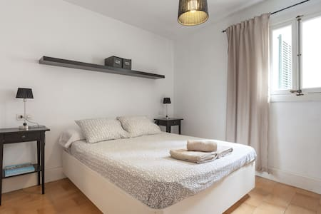 Cozy aparment at old town, wifi, A/C - Palma