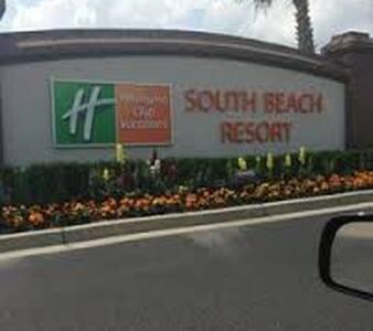 Beach Front Resort Myrtle South