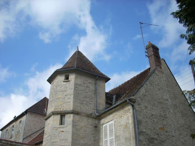 maison de famille senlisienne - Senlis - House