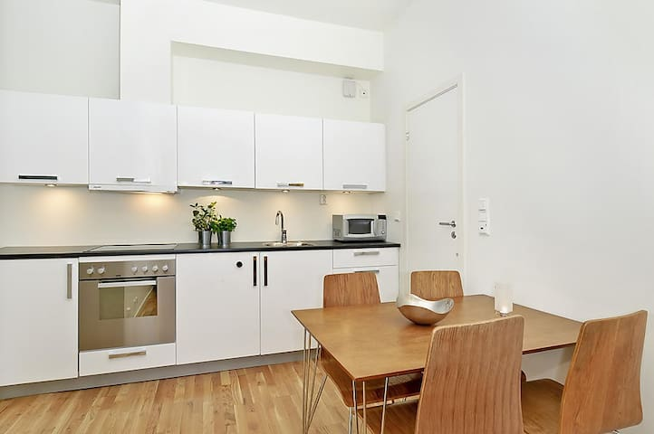 Sven Brungate 7, 1 bedroom (National Theater area) - Oslo - Daire