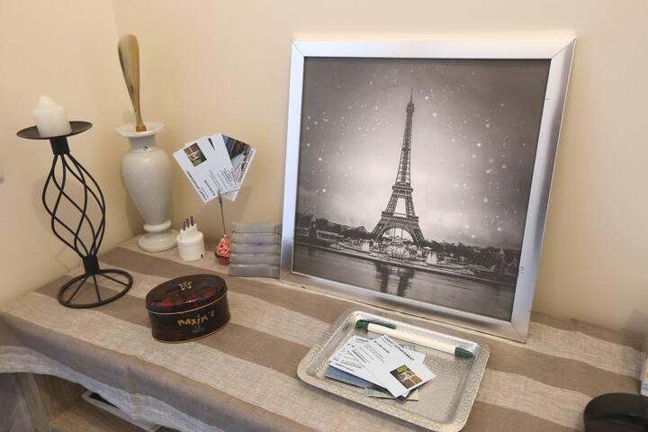 LE COS'Y Appart Hotel Proche PARIS/EXPO Villepinte