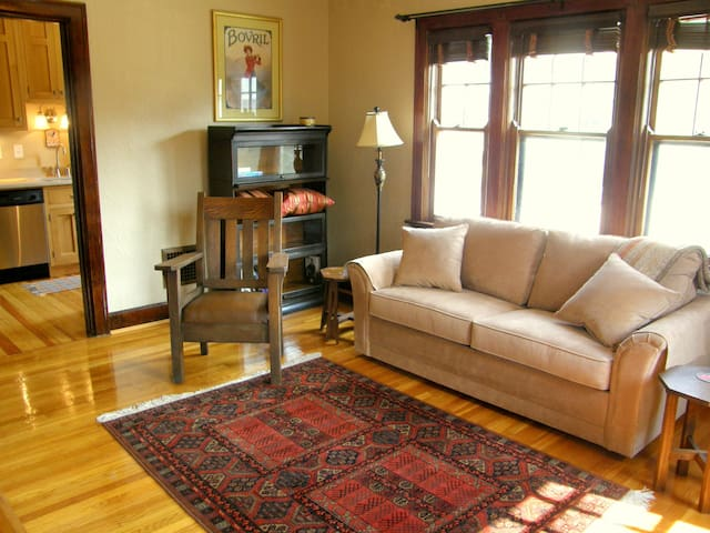 E4-1 BR corporate furn apt in Mt Looko - Cincinnati - Apartamento